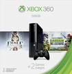 Microsoft - Xbox 360 500GB Fable Anniversary and Plants vs. Zombies: Garden Warfare Bundle - Black