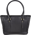Platinum - Laptop Tote Bag - Black