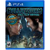 Bulletstorm: Full Clip Edition – PlayStation 4