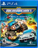 Micro Machines World Series – PlayStation 4
