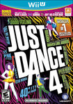 Just Dance: 4 - Nintendo Wii U