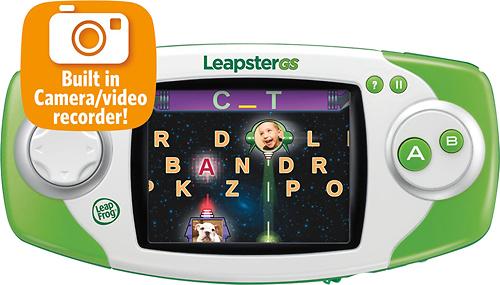 LeapFrog - LeapsterGS Explorer - Green