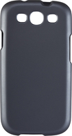 Rocketfish™ - Snap-On Case for Samsung Galaxy S III Cell Phones - Gray