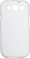 Rocketfish™ - Snap-On Case for Samsung Galaxy S III Cell Phones - White