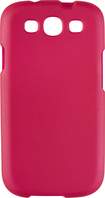 Rocketfish™ - Snap-On Case for Samsung Galaxy S III Cell Phones - Pink