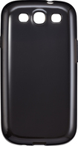 Rocketfish™ - Silicone Skin for Samsung Galaxy S III Cell Phones - Smoke