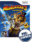Madagascar 3: The Video Game — PRE-OWNED - Nintendo Wii