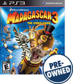Madagascar 3: The Video Game — PRE-OWNED - PlayStation 3