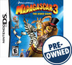 Madagascar 3: The Video Game — PRE-OWNED - Nintendo DS