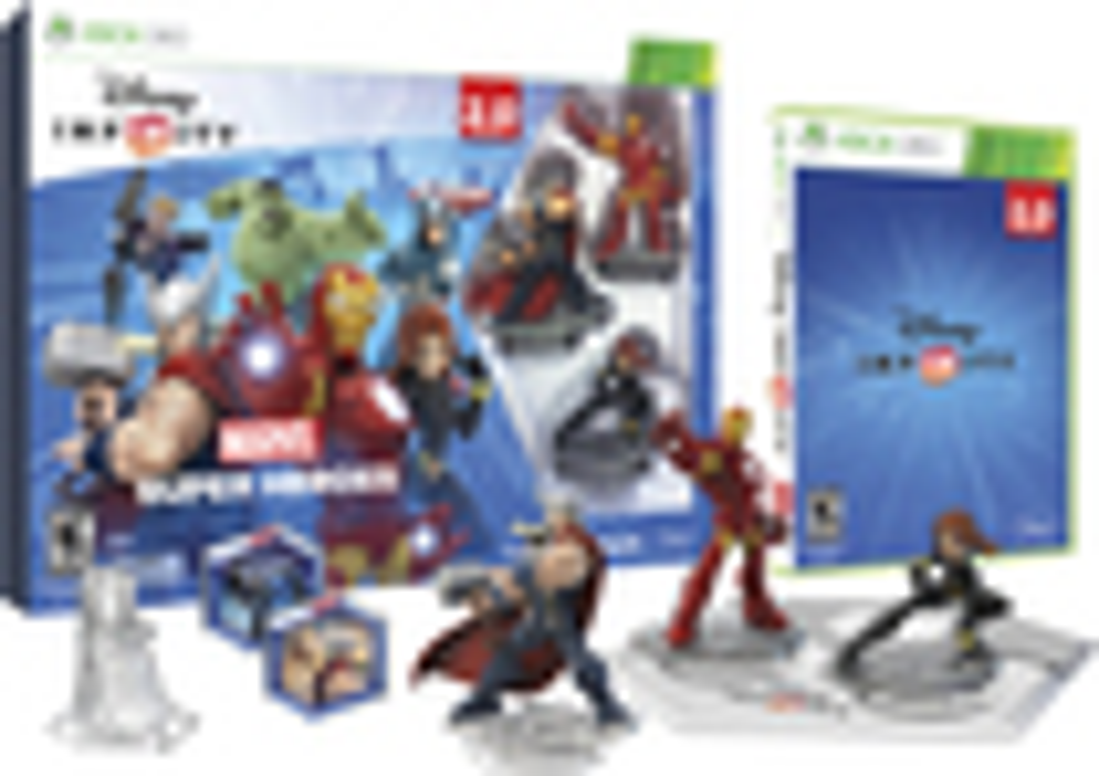 Disney INFINITY: Marvel Super Heroes (2.0 Edition) Starter Pack - Xbox 360