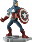Disney Infinity: Marvel Super Heroes Captain America Figure - Xbox One, Xbox 360, PS4, PS3, Nintendo Wii U, Windows