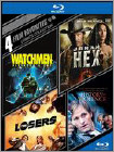 4 Film Favorites: Comics Collection (blu-ray Disc) (4 Disc) (boxed Set) 5747091