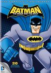 Batman: The Brave And The Bold - The Complete First Season [4 Discs] (dvd) 5747133