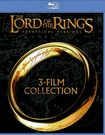 The Lord Of The Rings: 3-film Collection [theatrical Versions] [blu-ray] 5747151