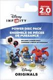 Disney Infinity: Disney Originals (2.0 Edition) Power Disc Pack - Xbox One, Xbox 360, PS4, PS3, Nintendo Wii U