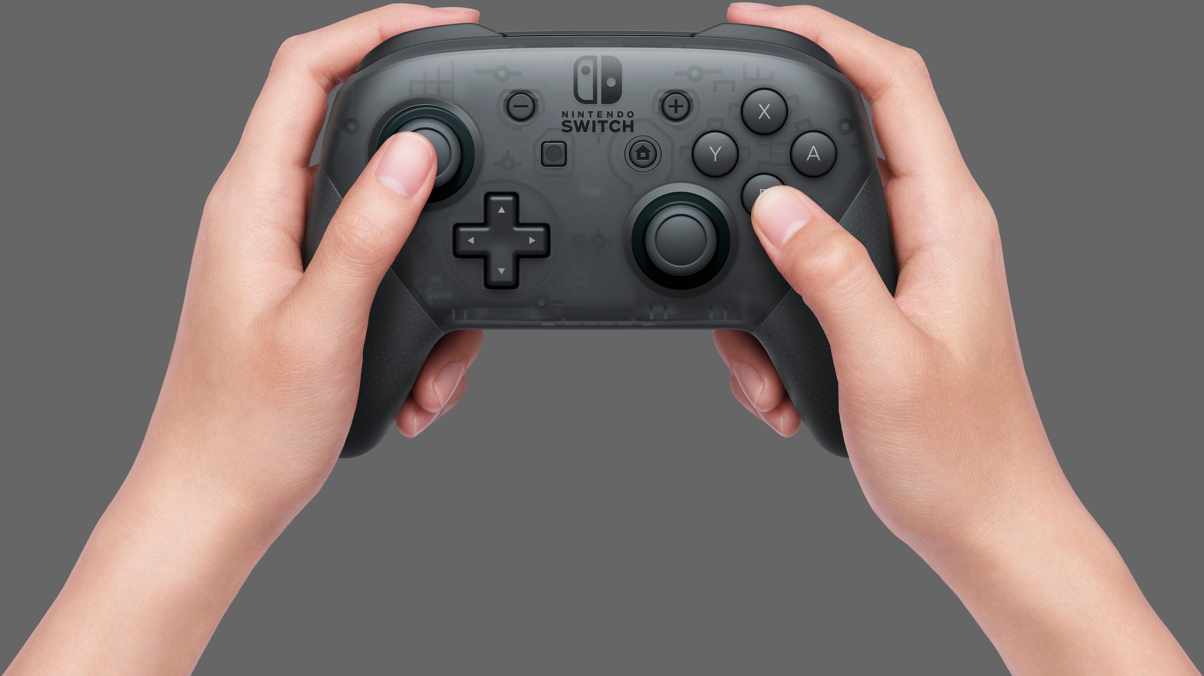 Resultado de imagem para Nintendo Switch Pro Controller