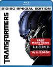 Transformers [2 Discs] [blu-ray/dvd] [movie Money] 5749159