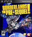 Borderlands: The Pre-Sequel! - PlayStation 3
