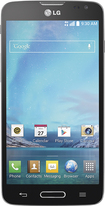 T-Mobile Prepaid - LG Optimus L90 4G No-Contract Cell Phone - Graphite Gray