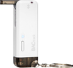 BACtrack - Vio Smartphone Keychain Breathalyzer for Apple® iPhone® and Most Android Devices - White