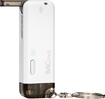 BACtrack - Vio Smartphone Keychain Breathalyzer for Most Apple® iPhone® and Android Devices - White