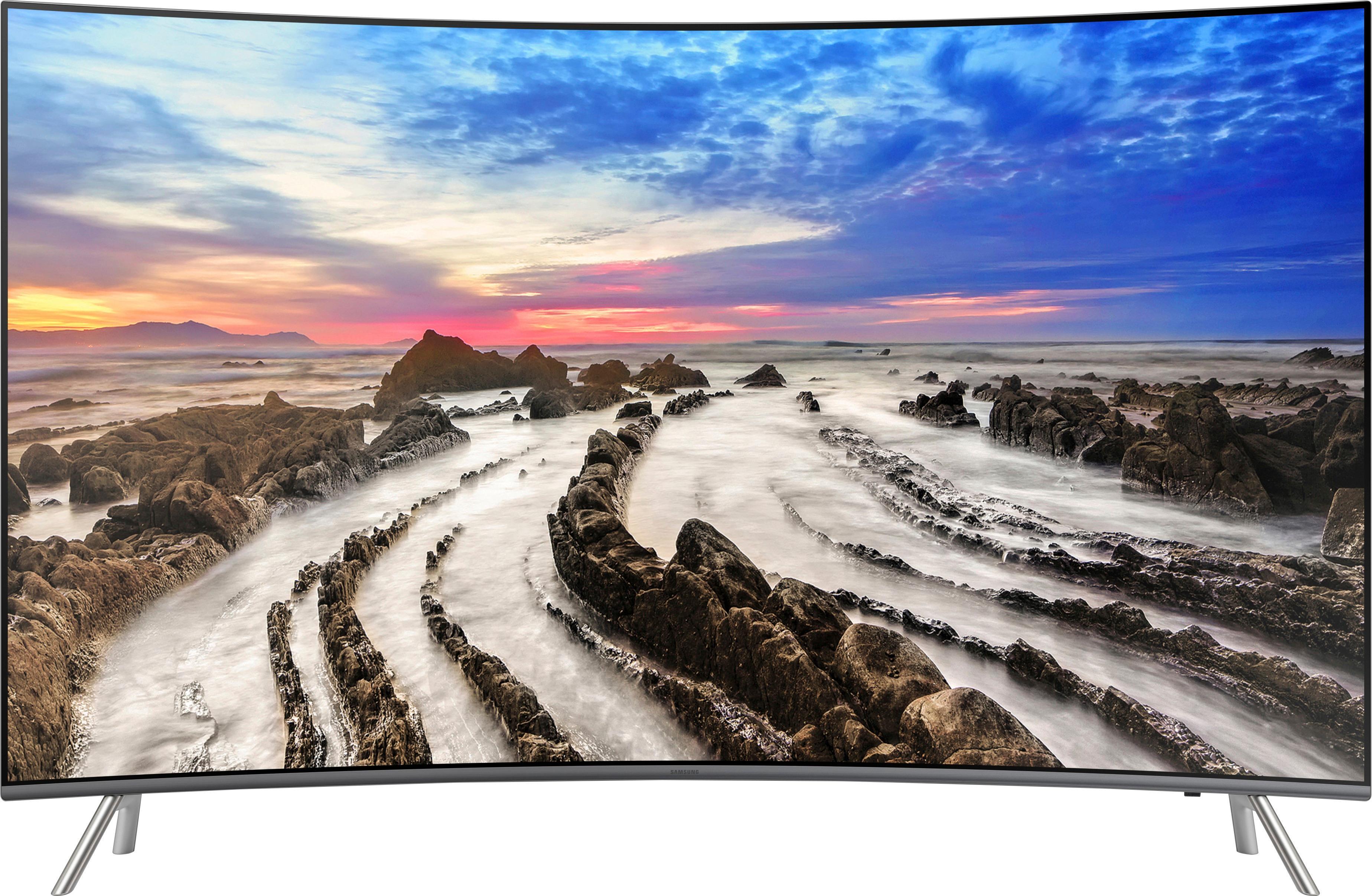 samsung curved tv 55 inch 4k. samsung - 55\ curved tv 55 inch 4k h