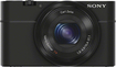 Sony - Cyber-shot DSC-RX100 20.2-Megapixel Digital Camera - Black
