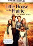Little House On The Prairie: Season Two [5 Discs] [includes Digital Copy] [ultraviolet] (dvd) 5759033