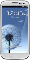 Samsung - Galaxy S III Mobile Phone (Unlocked) - White