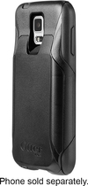 OtterBox - Commuter Series Wallet Case for Samsung Galaxy S 5 Cell Phones - Black