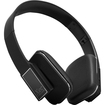 RevJams - Xec On Ear HD Wireless Bluetooth Stereo Headphones with In-line Microphone - Black