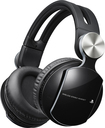 Sony - PULSE Wireless Stereo Headset - Elite Edition for PlayStation 4, PlayStation 3 and PS Vita - Black