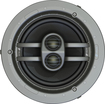 """Niles - Directed Soundfield 7"""" 2-Way Stereo Input In-Ceiling Speaker (Each) - Silver"""