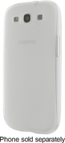 Belkin - Grip Sheer Skin for Samsung Galaxy S III Cell Phones - Clear