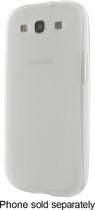Belkin - Grip Sheer Skin for Samsung Galaxy S III Cell Phones - Clear