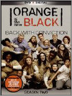 Orange is the New Black: Season 2 [4 Discs] (DVD) (Boxed Set) (Eng/Fre)