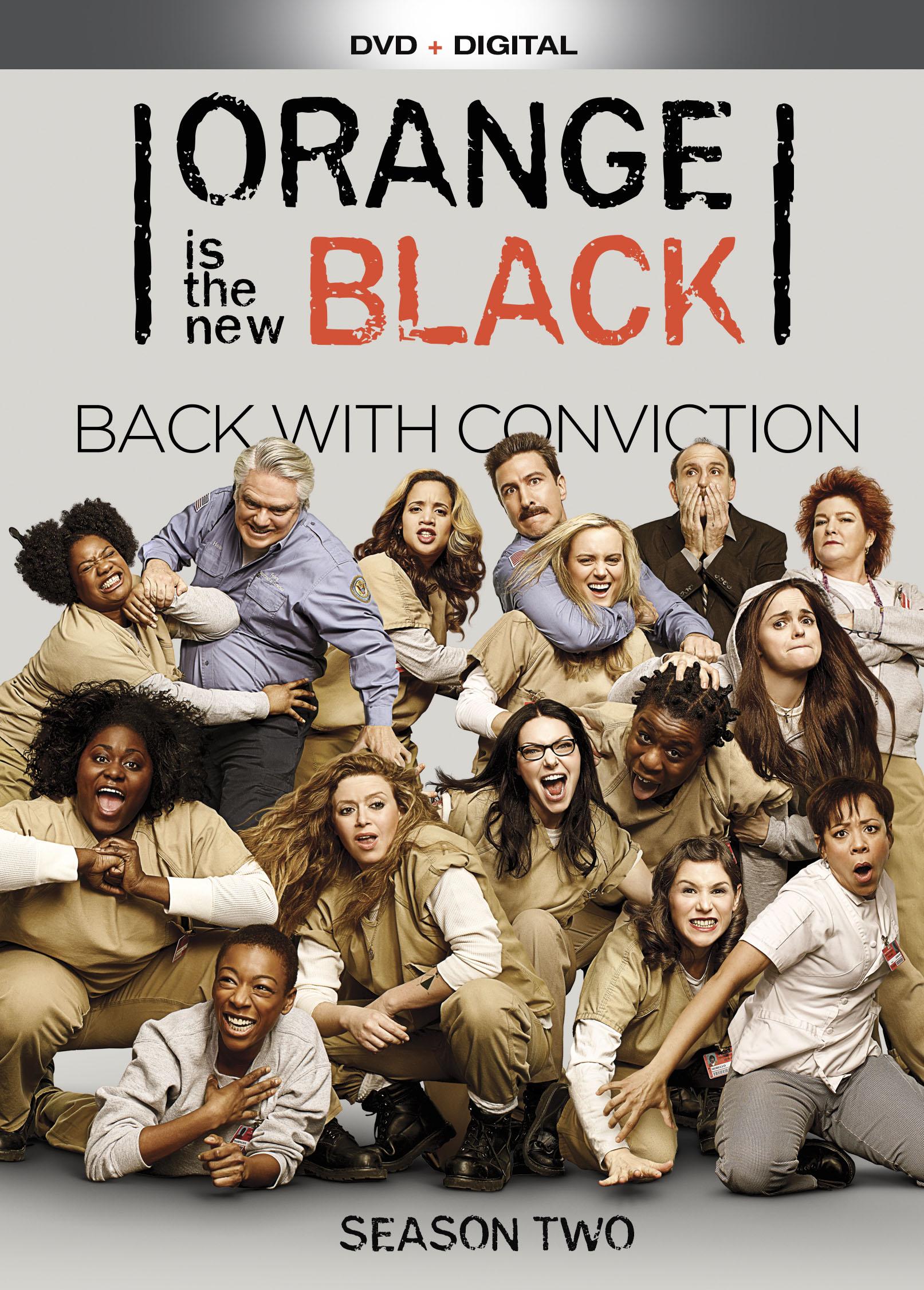 Orange Is The New Black: Season Two [4 Discs] (dvd) 5770087
