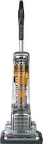 Electrolux - Precision Brushroll Clean HEPA Bagless Upright Vacuum - Silver/Tangerine