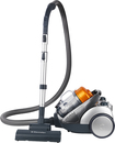 Electrolux - Access T8 HEPA Bagless Canister Vacuum - Gold/Granite Gray