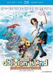 Oblivion Island: Haruka And The Magic Mirror [2 Discs] [blu-ray/dvd] 5771653