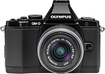 Olympus - OM-D E-M5 Compact System Camera with 14-42mm Lens - Black