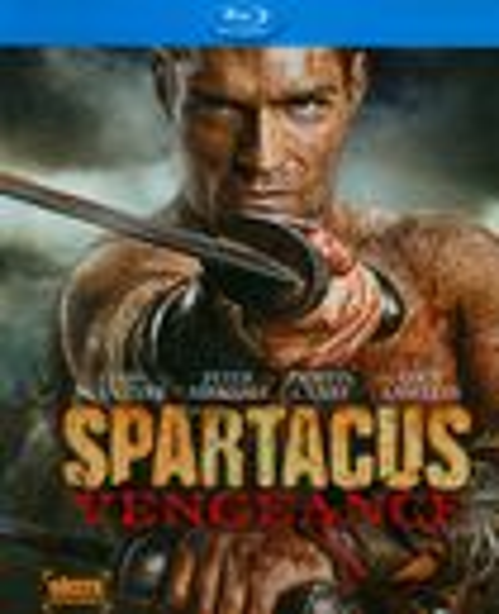 Spartacus: Vengeance [3 Discs] [blu-ray] 5771999