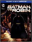 Batman vs. Robin (Blu-ray Disc) (2 Disc) (Deluxe Edition) 2015
