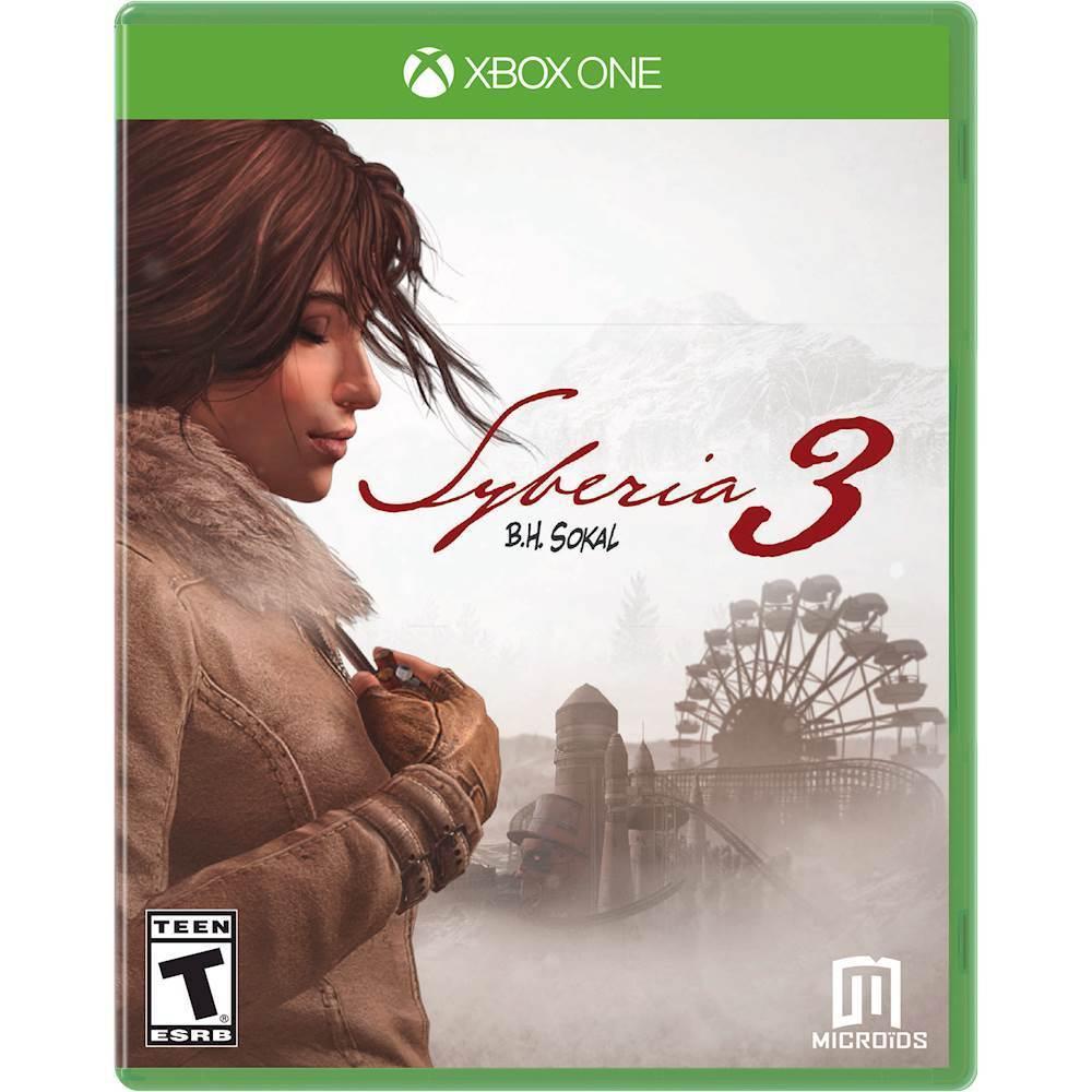 Syberia 3 – Xbox One