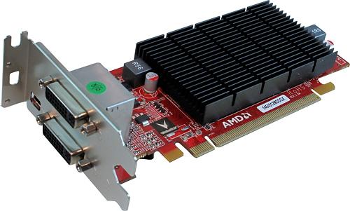 VisionTek - AMD Radeon HD 5450 512MB DDR3 PCI Express Graphics Card - Multi