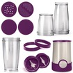 Bella - 12 Piece Rocket Blender - Purple