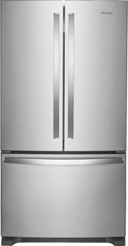 Superieur Whirlpool   25.2 Cu. Ft. French Door Refrigerator With Internal Water  Dispenser   Stainless