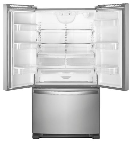 refrigerator with internal water dispenser. Ft. French Door Refrigerator With Internal Water Dispenser - Stainless