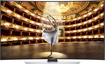 "Samsung - 78"" Class (78"" Diag.) - LED - Curved - 2160p - Smart - 3D - 4K Ultra HD TV - Black"