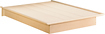 "South Shore - Step One Collection 60"" Queen Platform Bed"